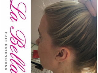 Discreet La Bella Hair Extensions