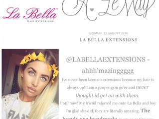 La Bella Reviews!