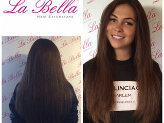 The Only Way Is La Bella Hair Extensions!