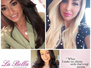 Every Cloud has a La Bella