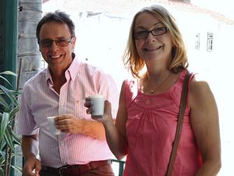 Simon and Karen  -  Moving to the Algarve