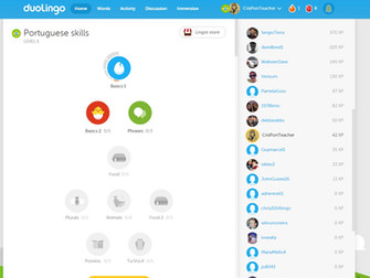 It is time you joined Duolingo!
