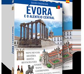 Book: Évora e o Alentejo Central