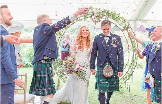 Wedding Decor Hire North East Marquee Arch