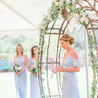 Marquee Wedding Arch Hire North East