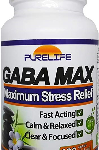 Gabamax 60 Gram Powder