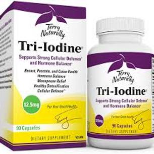 Tri-Iodine 90 Caps