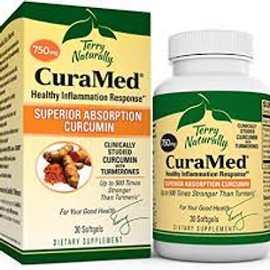 Curamed 750mg 30 Softgels