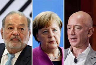 Los(a) 20 hombres y mujeres más poderosos(a) del mundo 2018