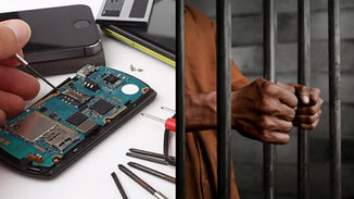 Directito a la Cárcel... Por reparar o modificar tus Dispositivos Electrónicos