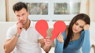 Los cinco verdaderos motivos por los que las parejas rompen