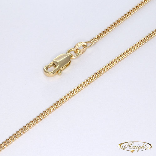 9kt Yellow Gold Chain