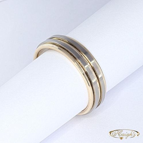 Titanium Gent's Wedding Ring
