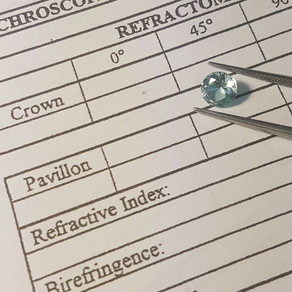 What is a Gemmological Laboratory Test?