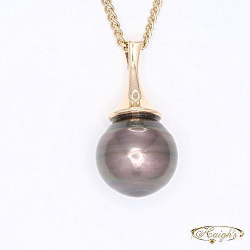 Tahitian South Sea Cultured Pearl Pendant