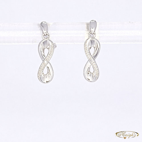 Diamond Set Earrings