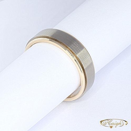 Titanium Gents Wedding Ring