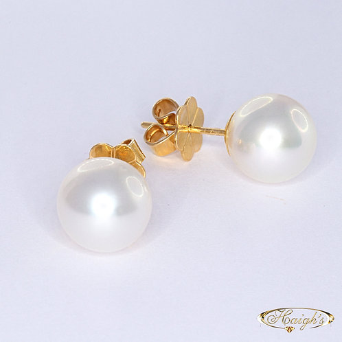 Autore Pearl Stud Earrings