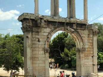 Athens: Triumphal Monuments
