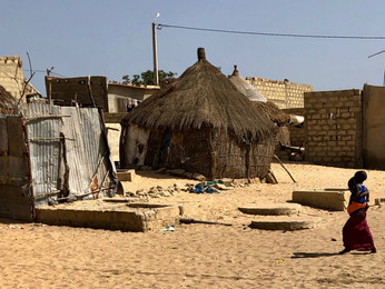 The Dark Continent Gets Darker:             Dakar & Noflaye, Senegal