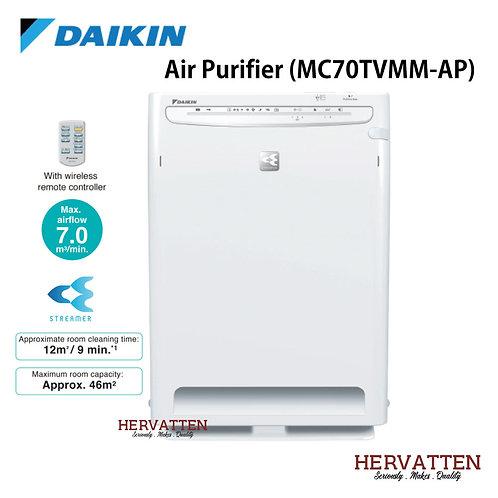 Daikin Streamer Air Purifier GA MC70TVMM