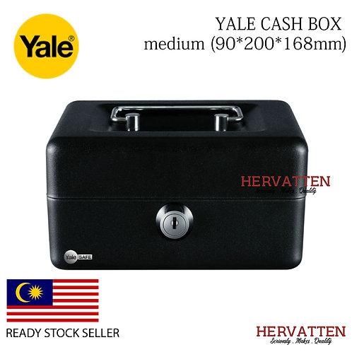 YALE YCB/090/BB2 CASH BOX - MEDIUM (BLACK)