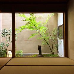 京都 宿 黒谷和紙