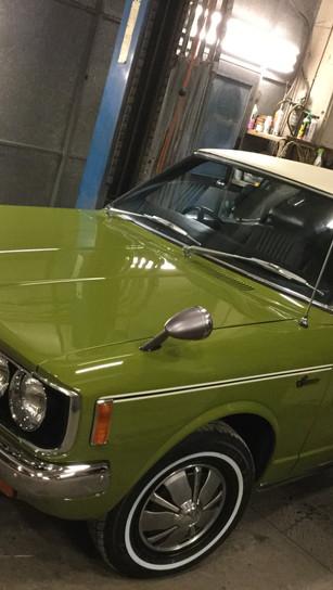 Toyopet Corona Hardtop RT80