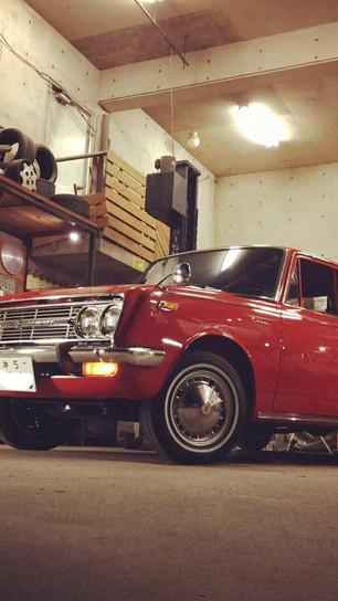 Toyopet Corona RT40
