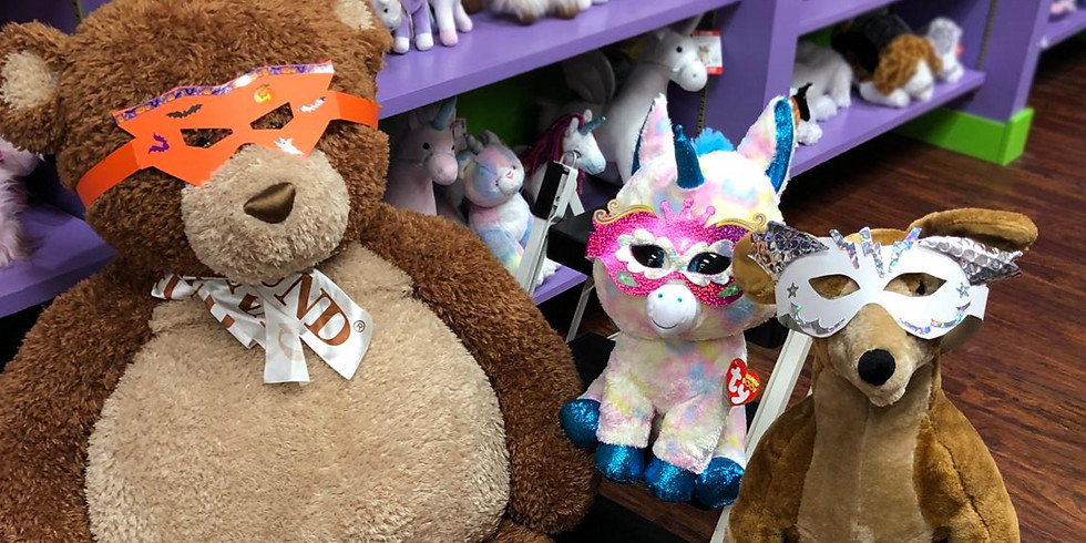 Make a Mask For You and Your Bestie!