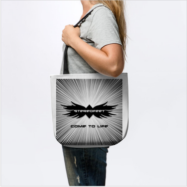 Come To Life Tote Bag