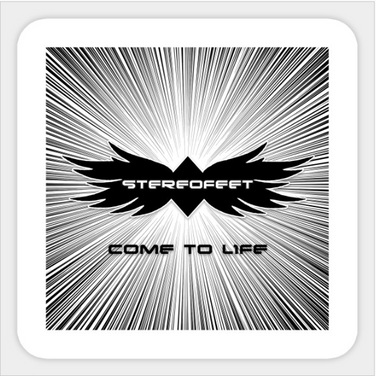 Come To Life Sticker