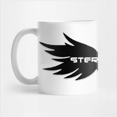 Stereofeet Logo Coffee Cup