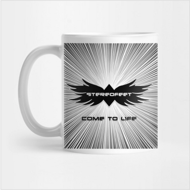 Come To Life Coffee Mug