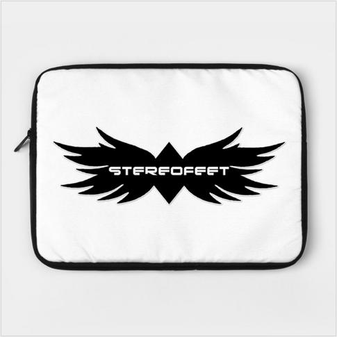 Stereofeet Laptop Case