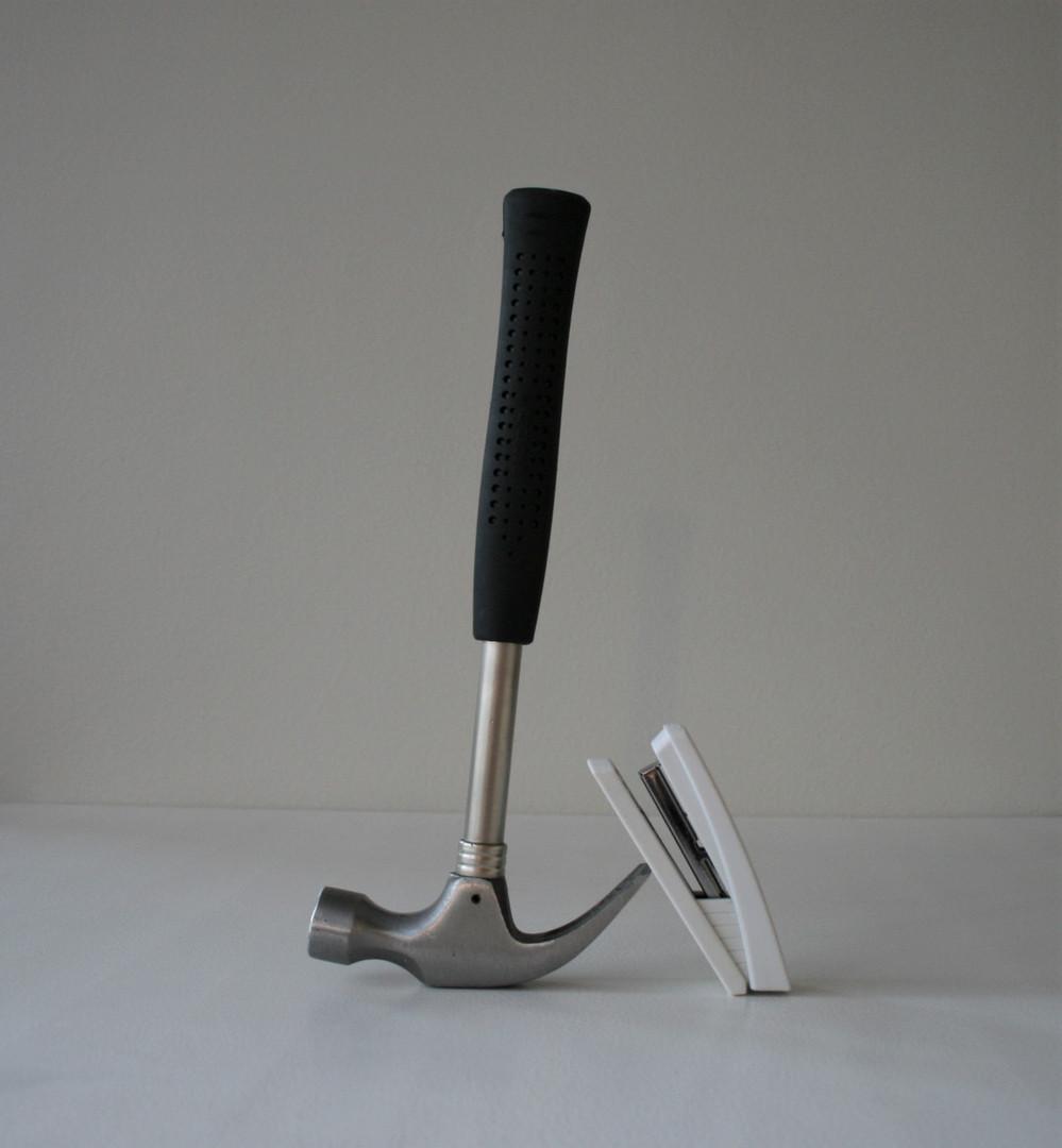 Hammer and stapler (2020)