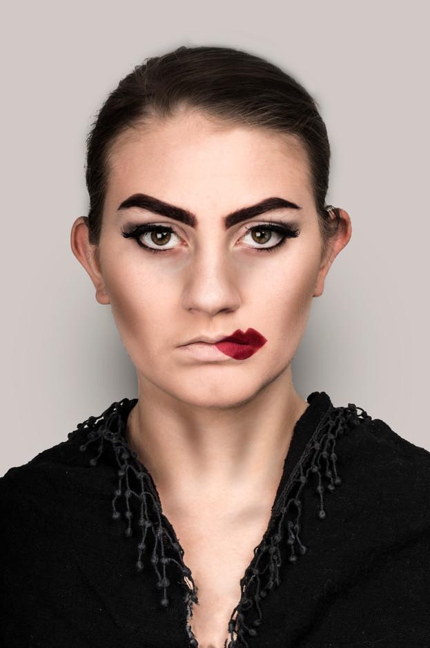 Fotograf: Idun Myrseth Modell: Kristin Haaland Læringsoppdrag: Fashion / VG1