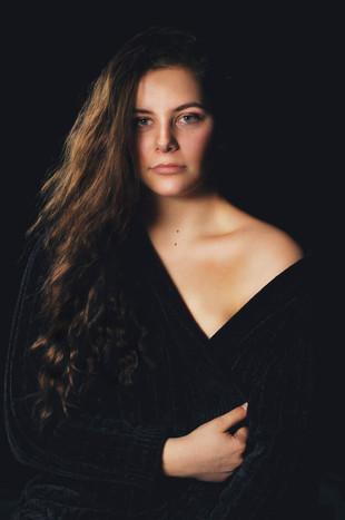 Fotograf: Karine Djuve Riisdal Modell: Christina Osborne Læringsoppdrag: Bilde / VG3