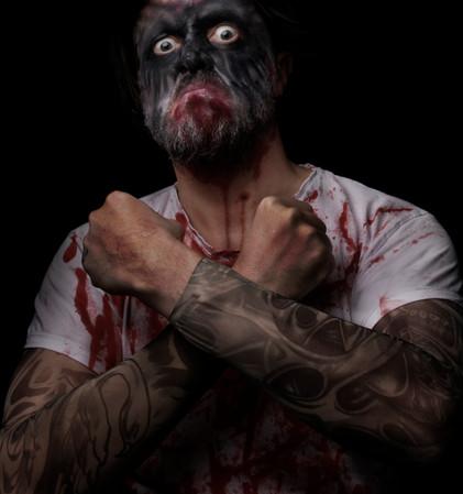 Kunne gått rett inn i et black metal band