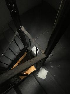 my basement
