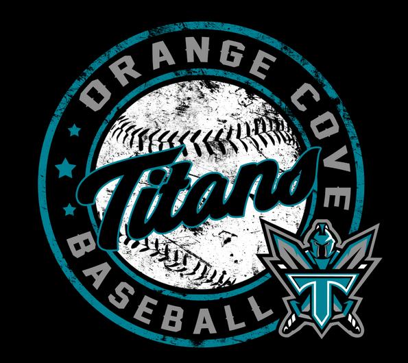 Orange Cove Titans Baseball