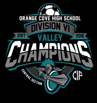 Orange Cove Valley Champions