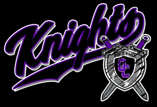 Knights Softball