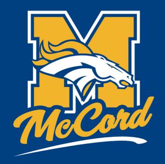 Mccord Mustangs