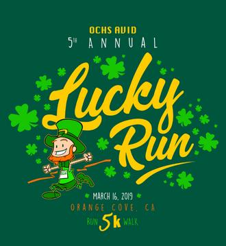 Lucky Run Orange Cove