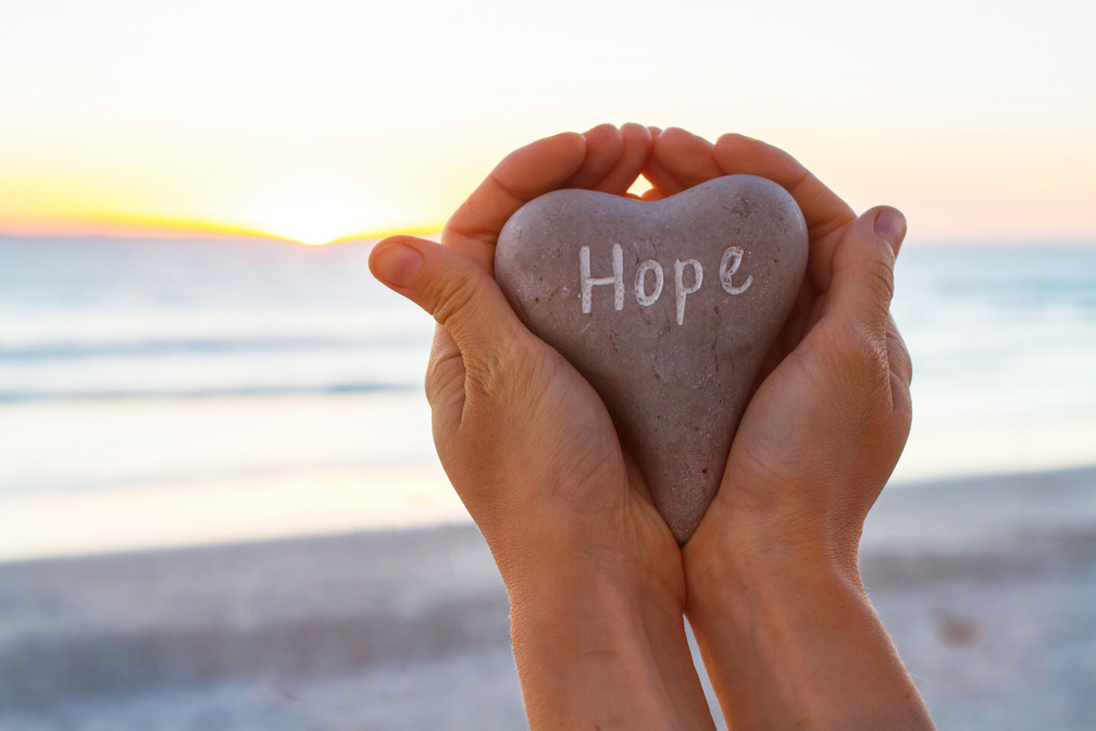 Keeping hope alive during difficult times