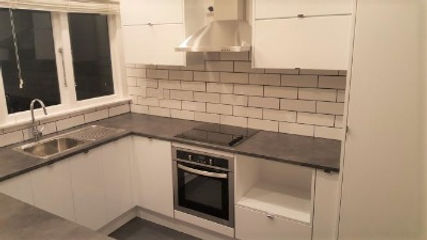 Kitchen renovtion