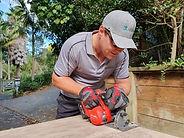 Trustworthy handyman