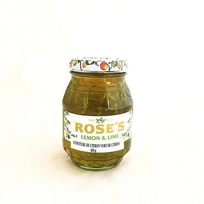 Rose's Lemon Lime Marmalade