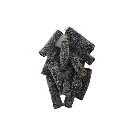 Dutch Licorice Witches (salted)  100 gram bag